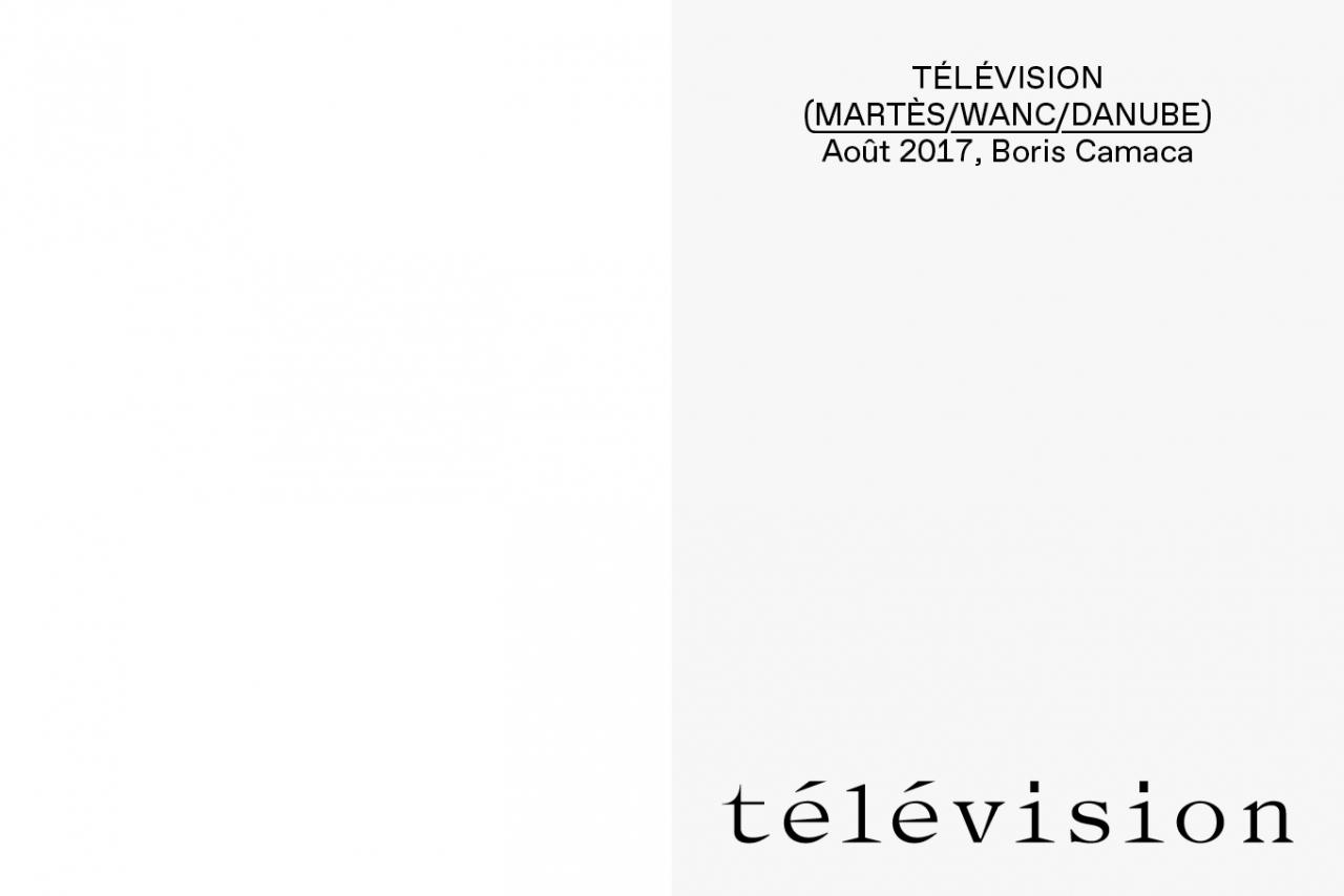 Télévision OL 1708 BC MARTES (BC)